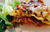 tounsia.Net : Lasagne aux légumes