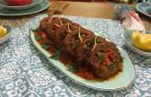 tounsia.Net : Roulé de viande aux légumes