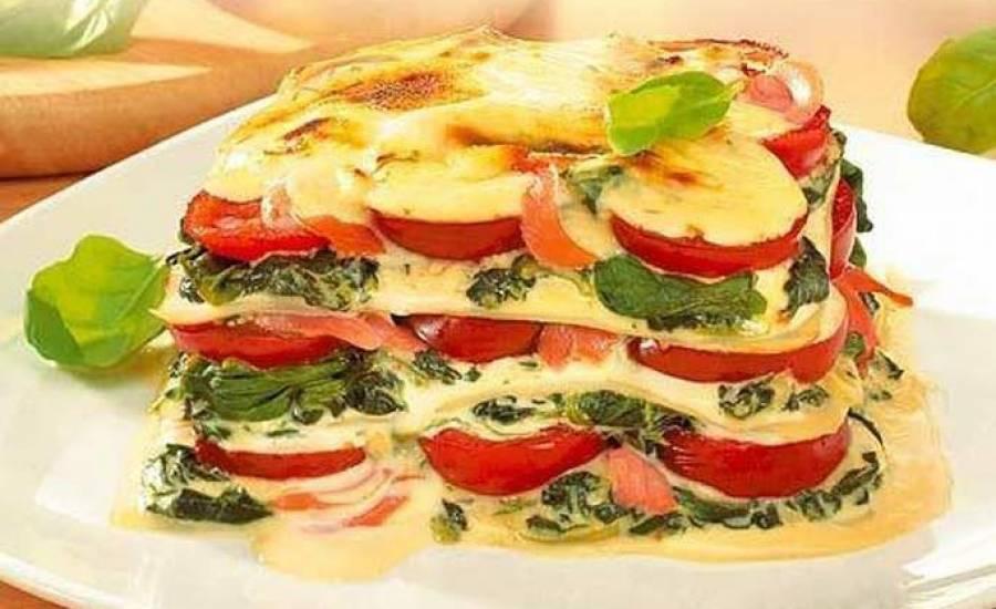 TounsiaNet : Lasagne au poisson