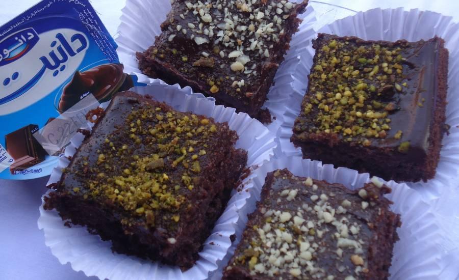 TounsiaNet : Gâteau danette