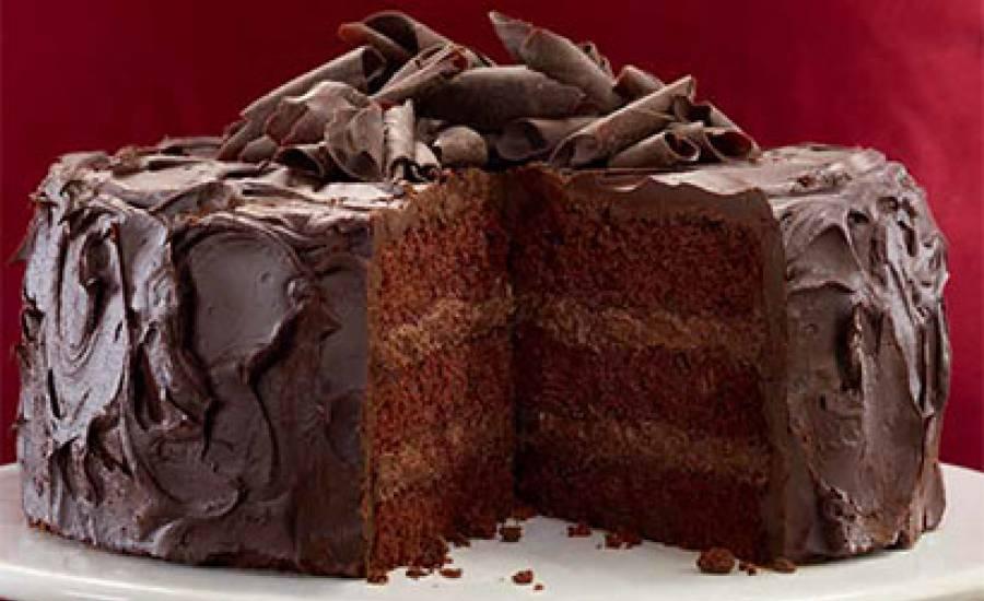 TounsiaNet : gâteau au chocolat