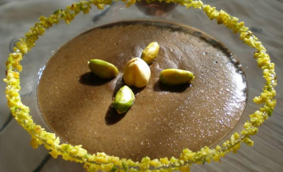 TounsiaNet : bouza aux graines de pin (zgougou)
