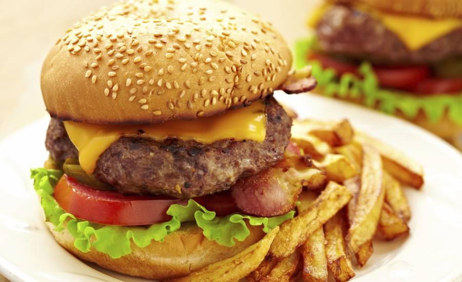 TounsiaNet : hamburger