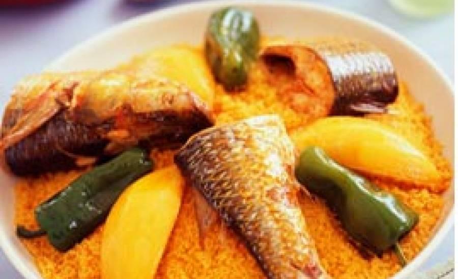 TounsiaNet : couscous sfaxian au poisson