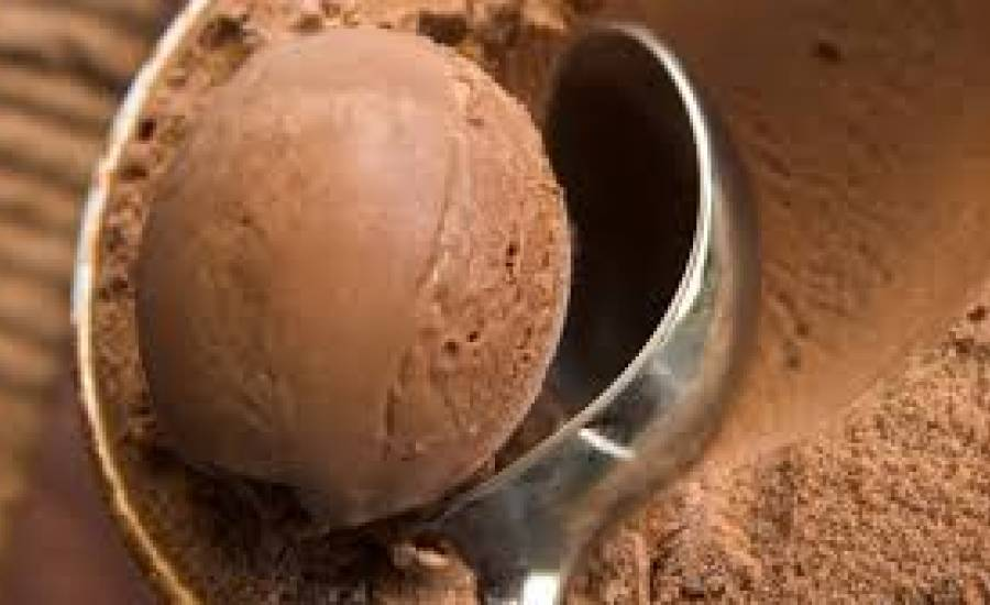 TounsiaNet : Glace Facile au Cacao