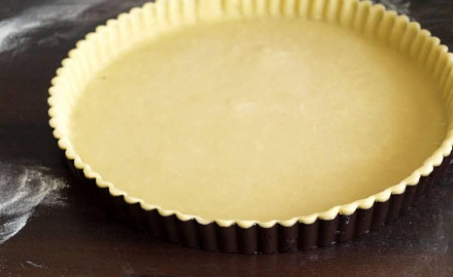 TounsiaNet : pâte brisée pour la tarte