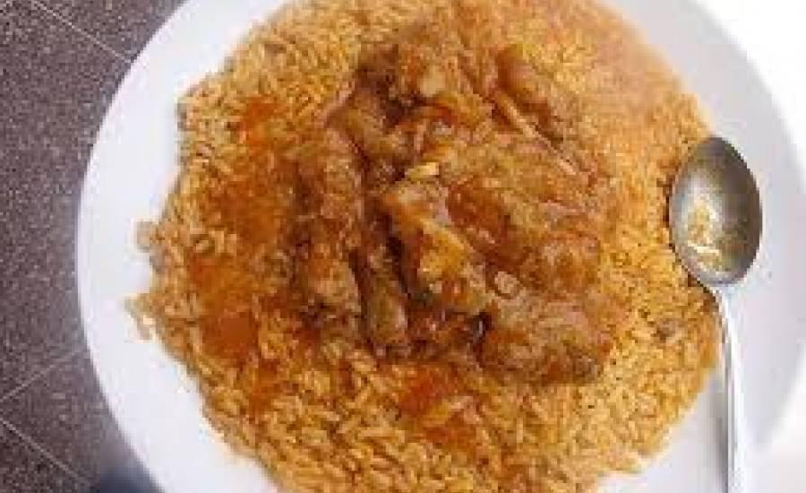 TounsiaNet : riz tunisien à la viande(d'agneau ou de mouton)