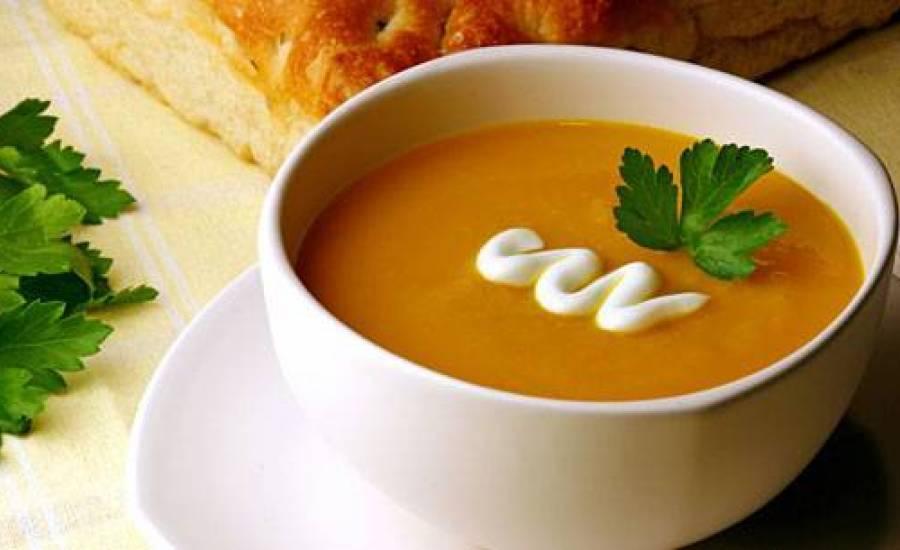 TounsiaNet : Soupe de pommes de terre et carottes