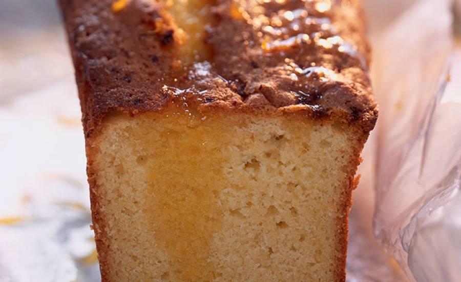 TounsiaNet : Cake Quatre-quarts au miel