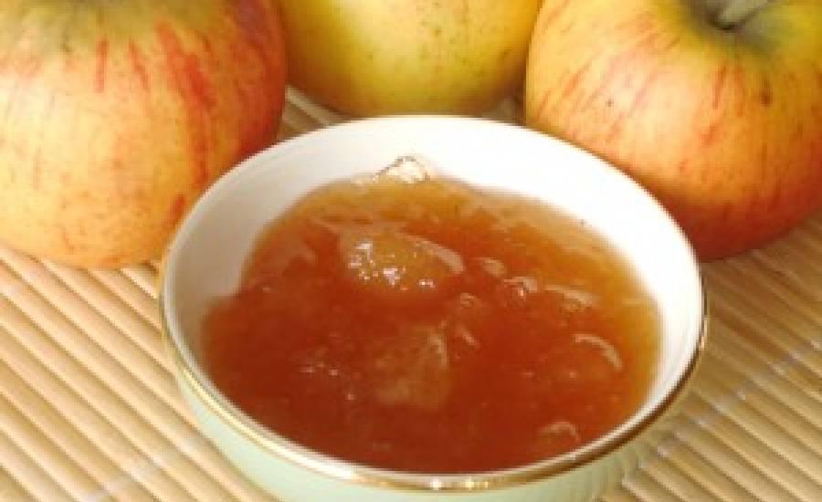 TounsiaNet : Confiture des pommes