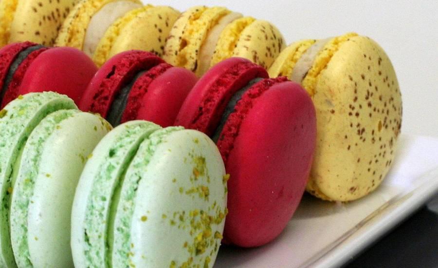 TounsiaNet : Macarons faciles