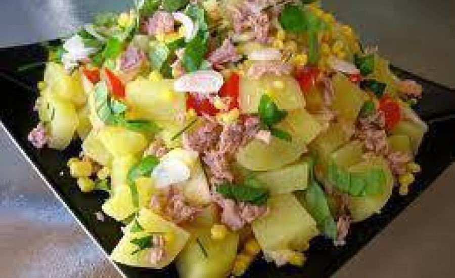 TounsiaNet : Salade de thon