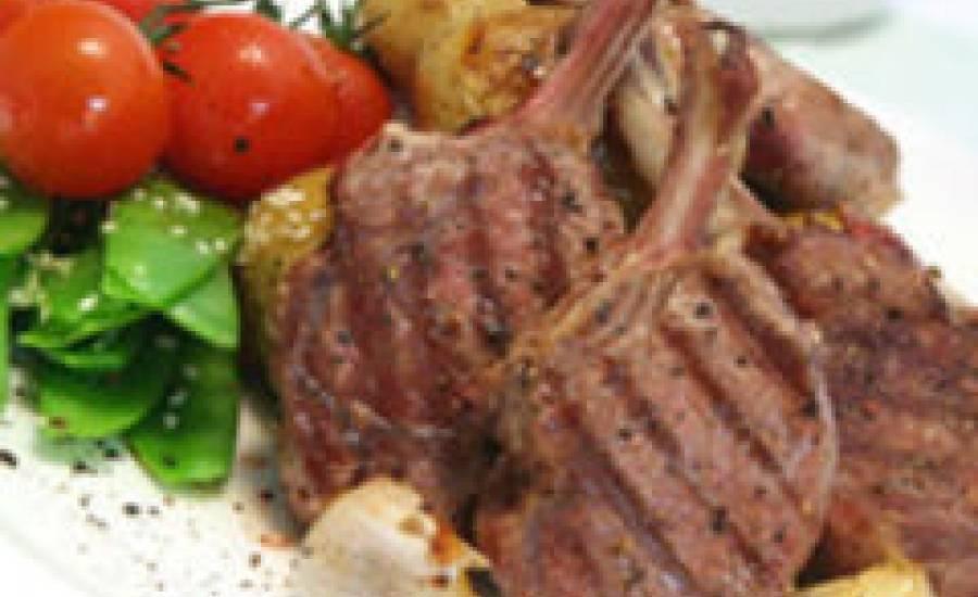 TounsiaNet : Côtelettes d'agneau à la marinade