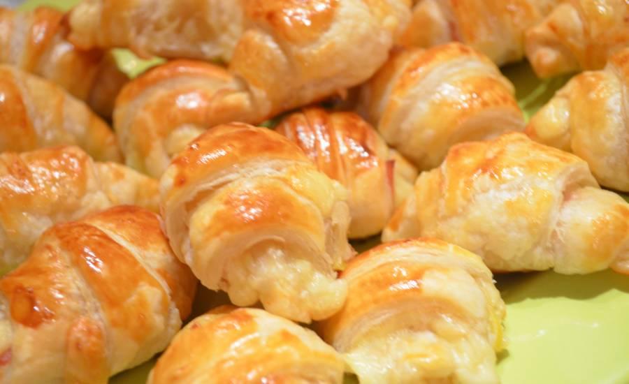 TounsiaNet : Croissants au fromage