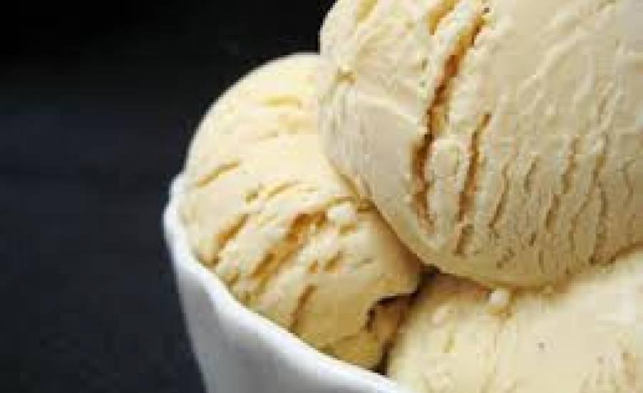 TounsiaNet : Glace à la vanille