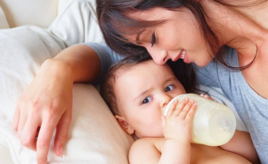 TounsiaNet : Le sevrage de bébé étape par étape