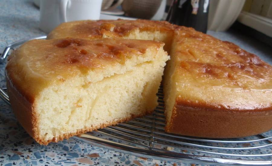 TounsiaNet : Gâteau à la crème fraiche