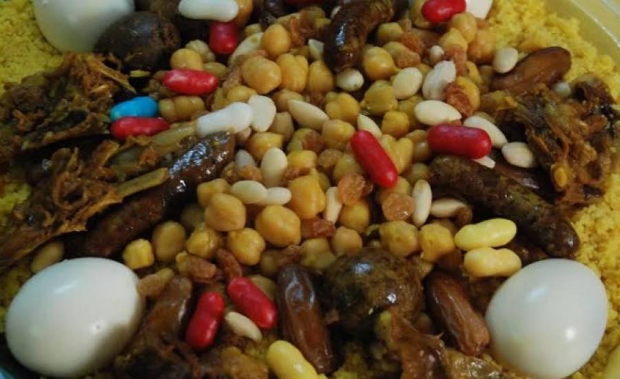 "TounsiaNet : Couscous au ""kadid"""