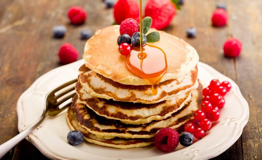 TounsiaNet : Pancake facile