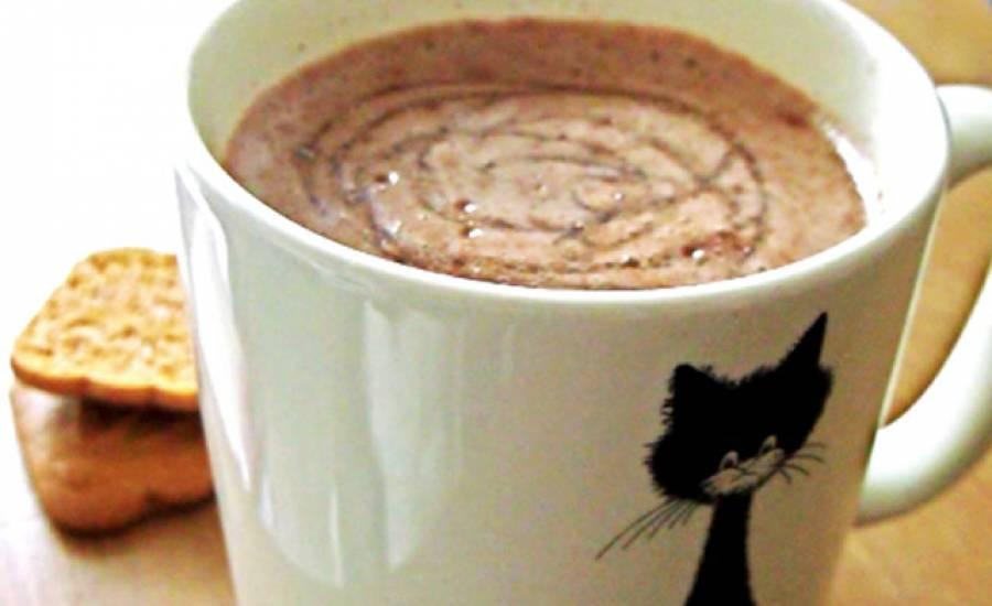TounsiaNet : Chocolat chaud maison
