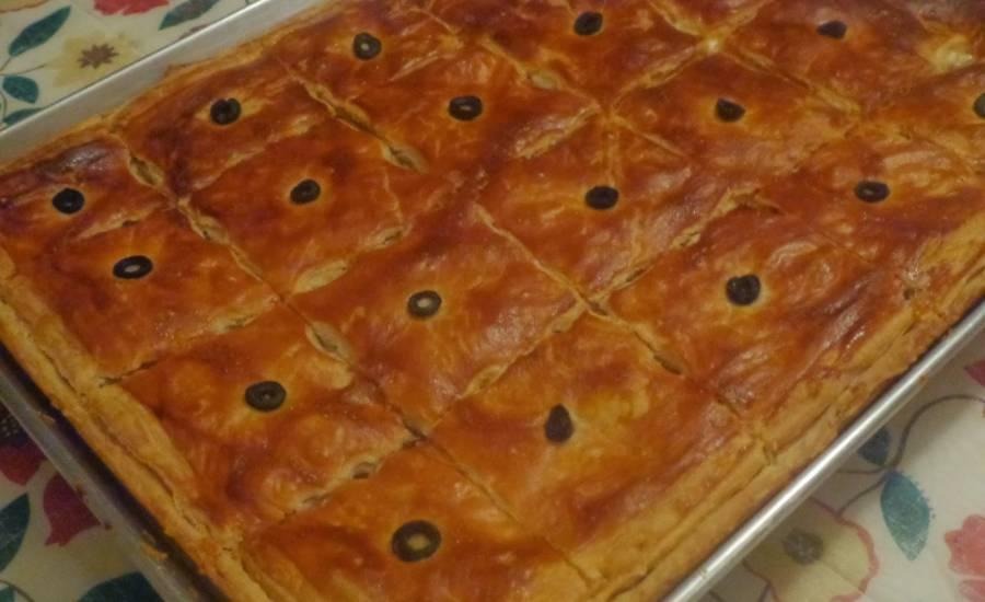TounsiaNet : Pizza couverte