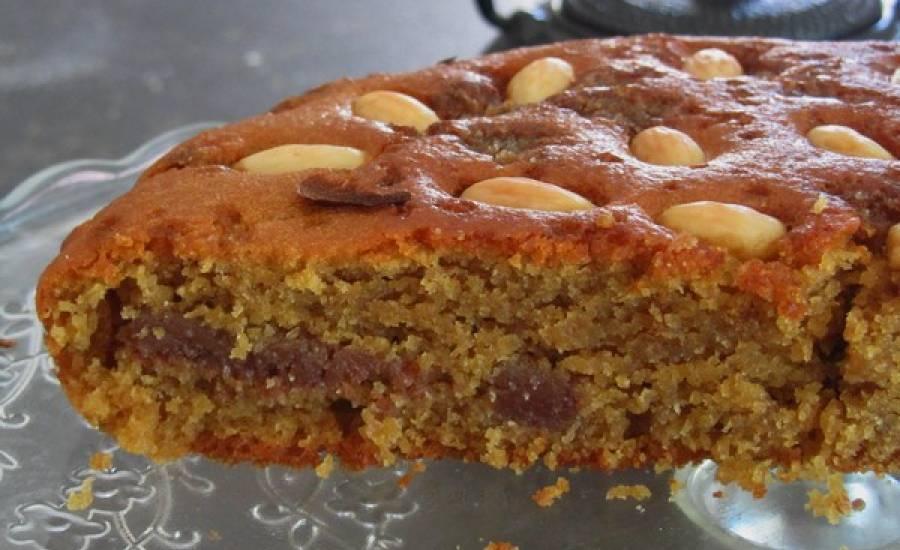 TounsiaNet : Gâteau aux dattes