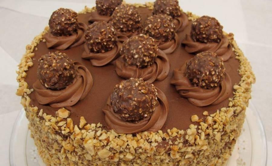 TounsiaNet : Gâteau chocolat noisette