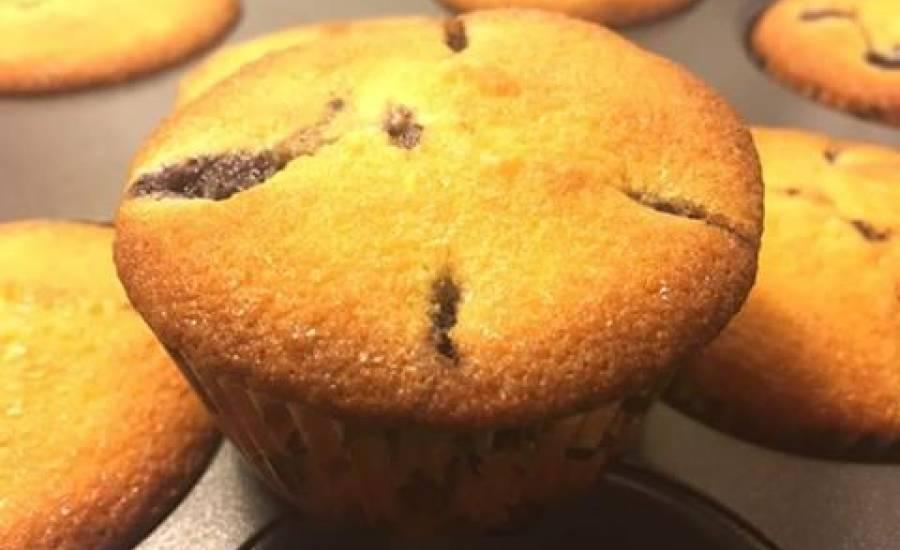 TounsiaNet : Muffins aux bleuets
