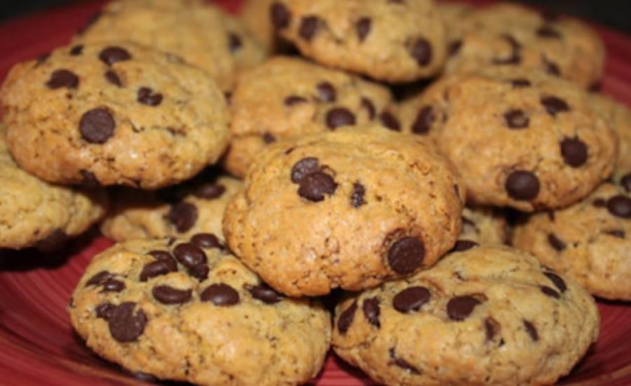 TounsiaNet : Cookies aux pépites de chocolat