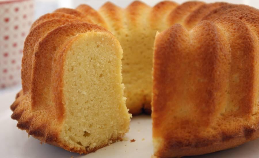 TounsiaNet : Gâteau au fromage blanc et fleur d'oranger