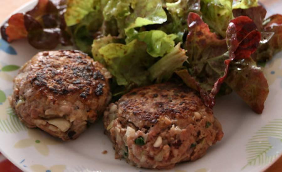 TounsiaNet : Boulette de viande de bœuf
