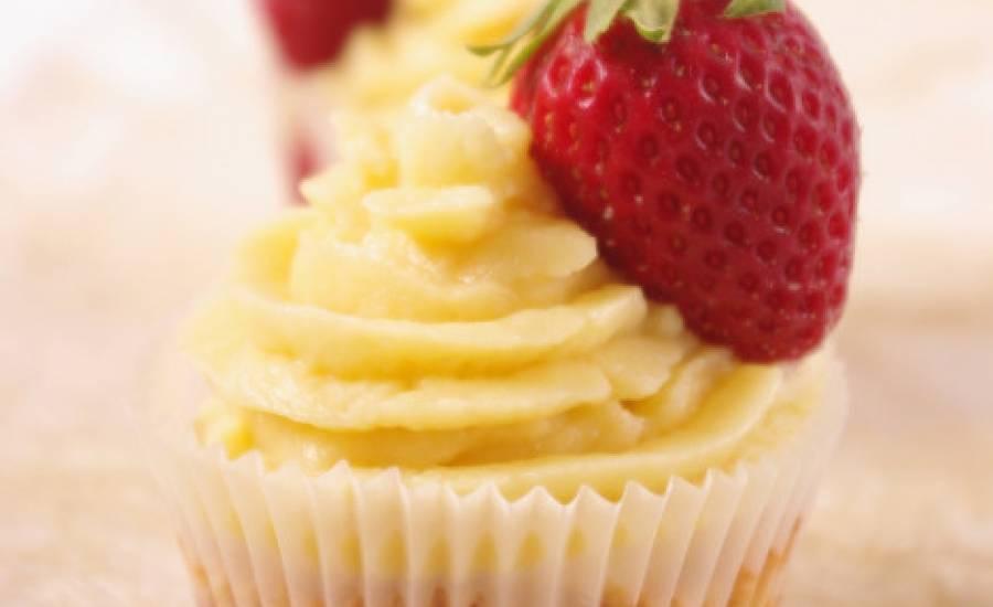 TounsiaNet : Cupcakes aux fraises