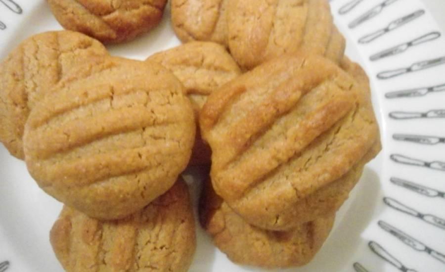 TounsiaNet : Biscuits au beurre de cacahuètes