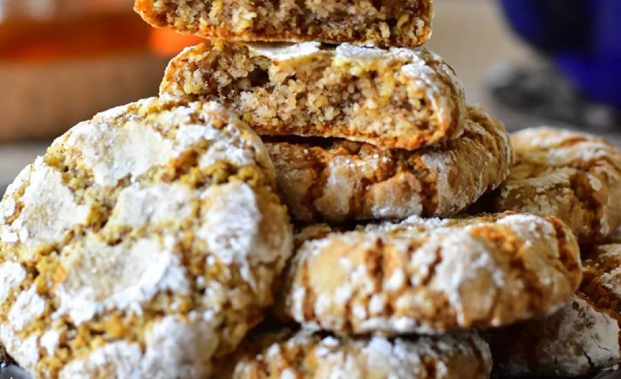TounsiaNet : Ghriba aux cacahuètes et noix de coco
