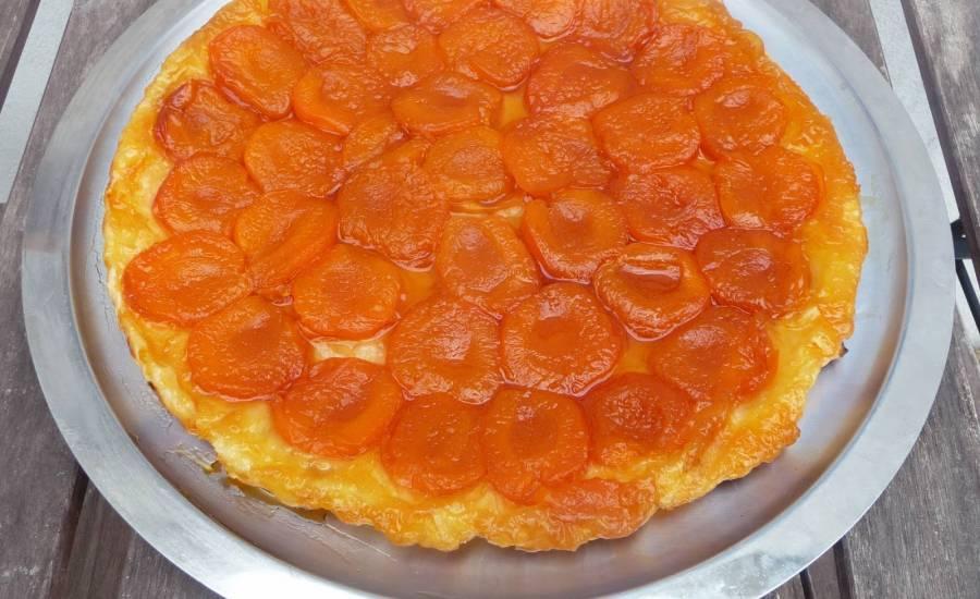 TounsiaNet : Tarte aux abricots