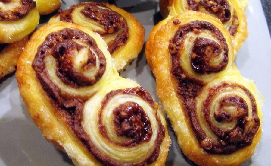 TounsiaNet : Palmiers au Nutella