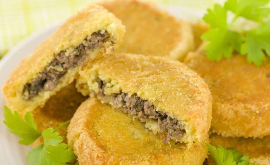 TounsiaNet : Croquettes de bœuf