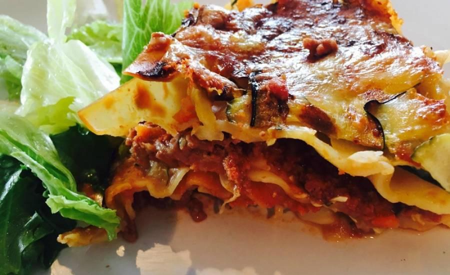TounsiaNet : Lasagne aux légumes