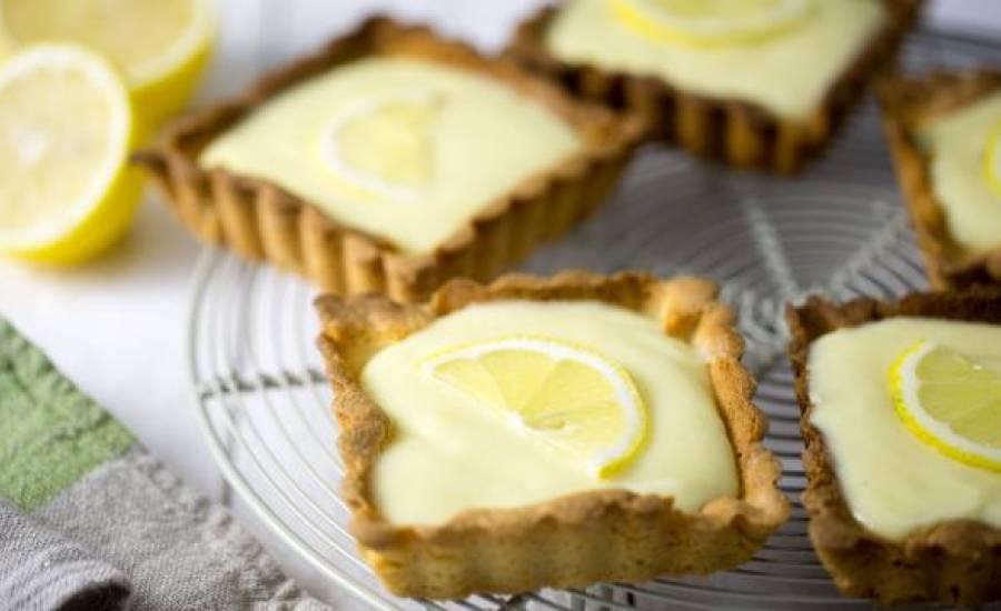 TounsiaNet : Tartelettes au citron