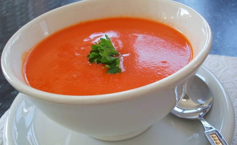 TounsiaNet : Soupe aux Tomates
