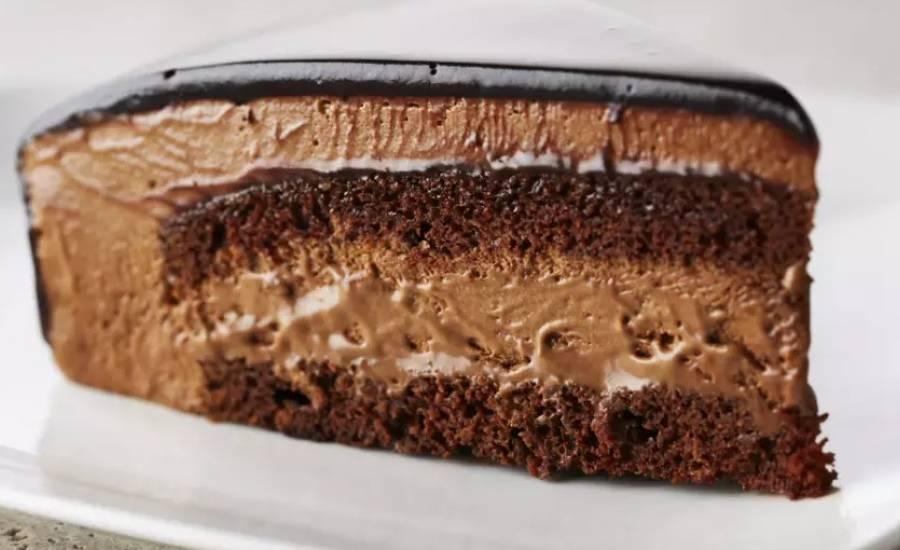 TounsiaNet : Gâteau mousse au chocolat