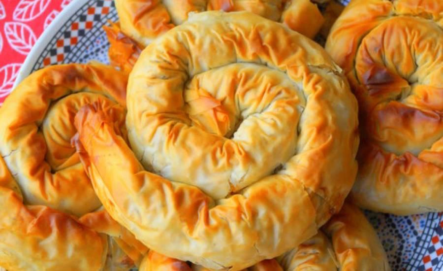 TounsiaNet : Mhancha à la viande hachée