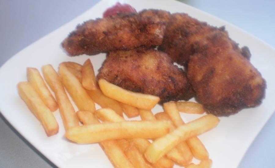 TounsiaNet : Nuggets de poulet au miel