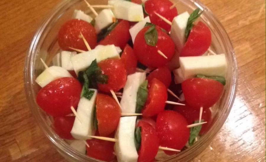 TounsiaNet : أسياخ إيطالية