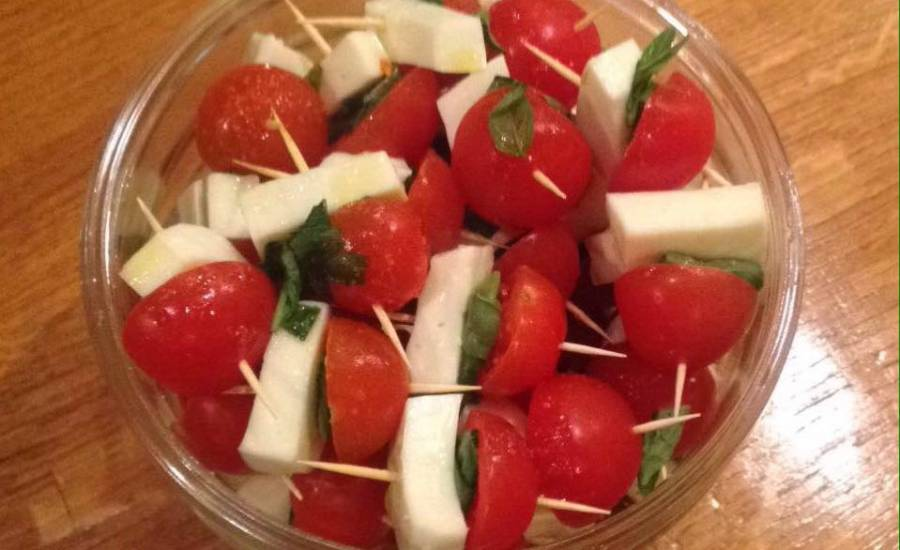 TounsiaNet : Brochettes italiennes