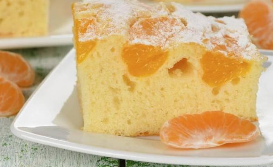 TounsiaNet : Gâteau aux clémentines