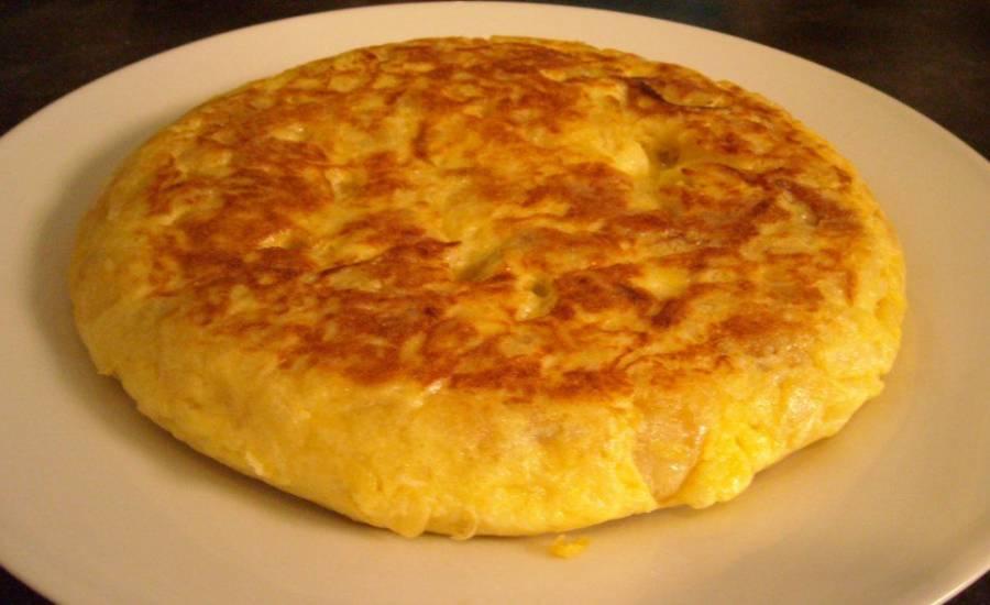 TounsiaNet : Tortillas espagnole