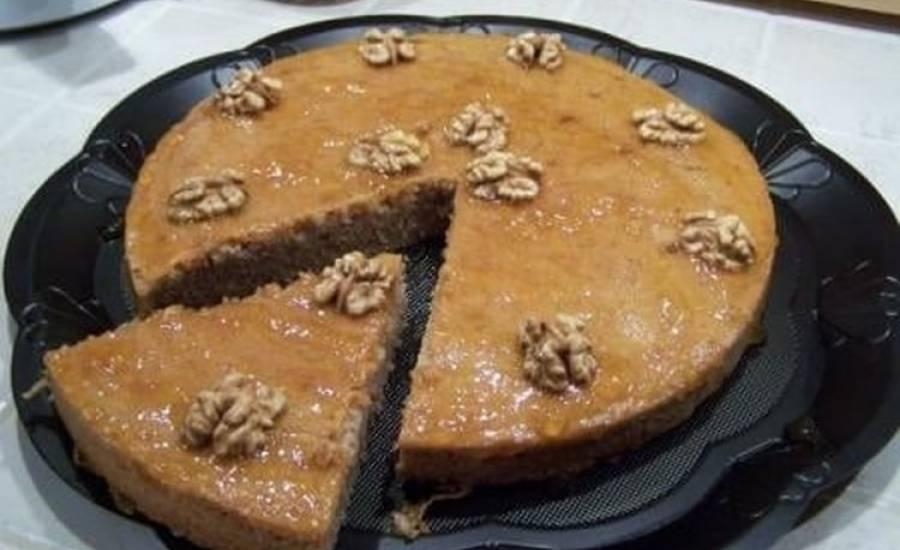 TounsiaNet : Gâteau moelleux aux noix