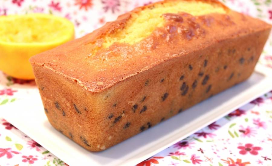 TounsiaNet : Recette gâteau orange chocolat