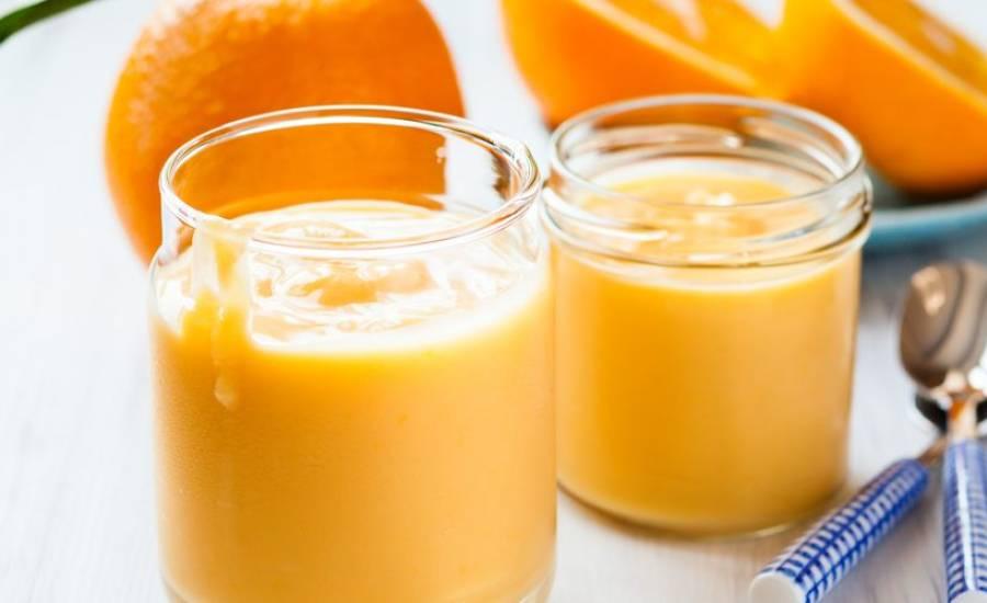 TounsiaNet : Crème à l'orange